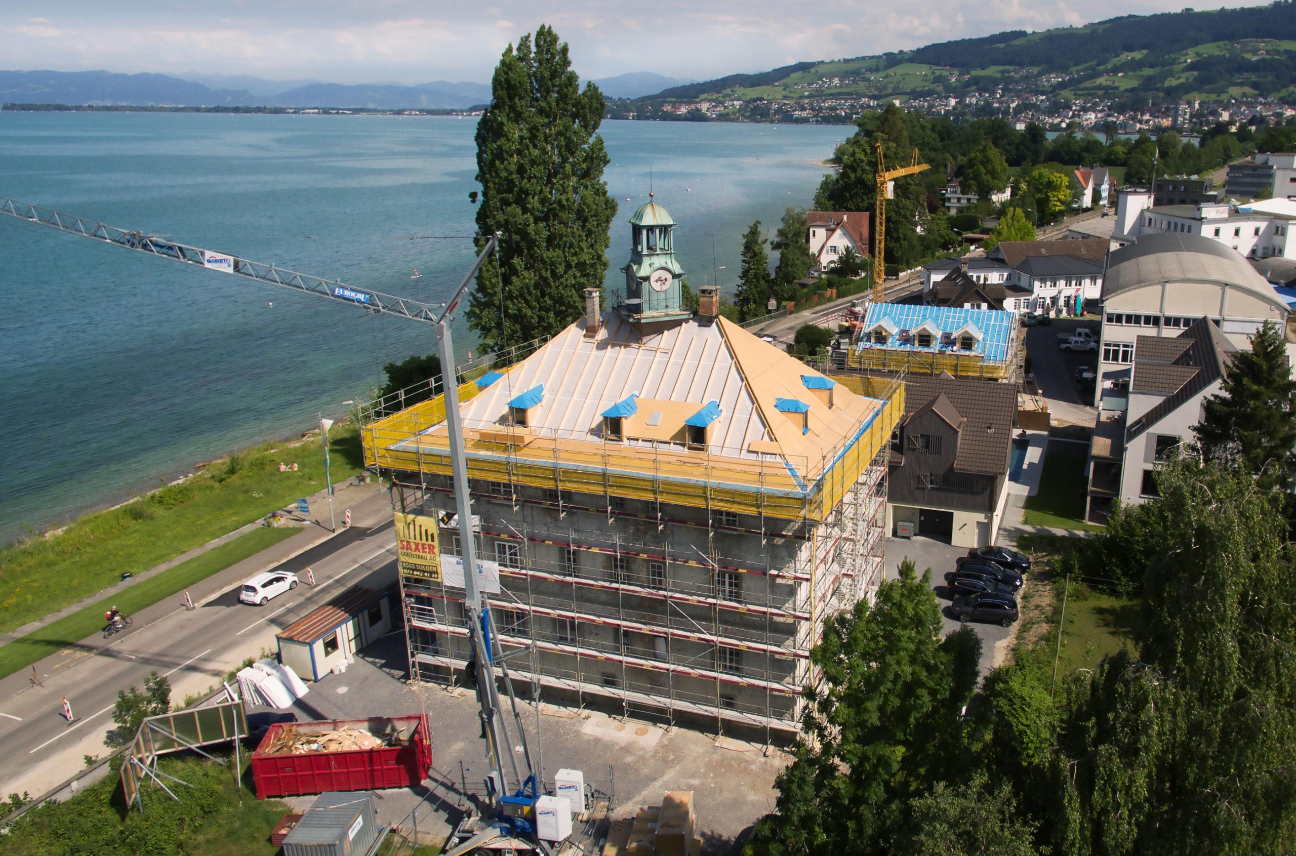 Bornhauser Holzbau + Sanierung
