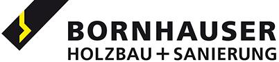 Bornhauser Holzbau + Sanierung Logo